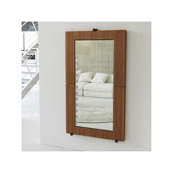 Dise o de espejo que se convierte en mesa ideas para for Espejo que se abre