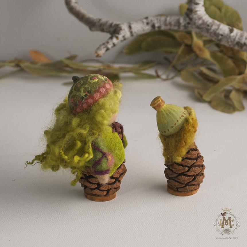 Sequoia Gnomes