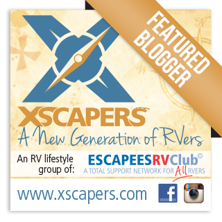 Proud to be Featured Bloggers for XSCAPERS