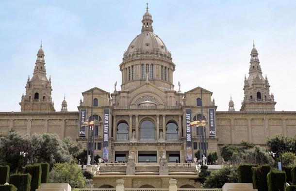 Museu Nacional d'Art de Catalunya Barcelona, Spain