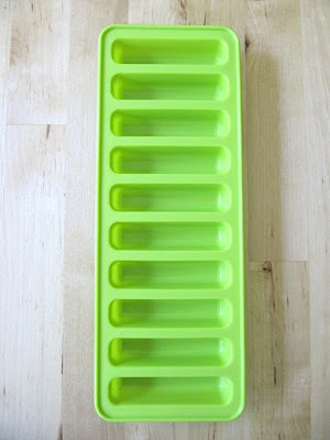 ice cube tray ideas