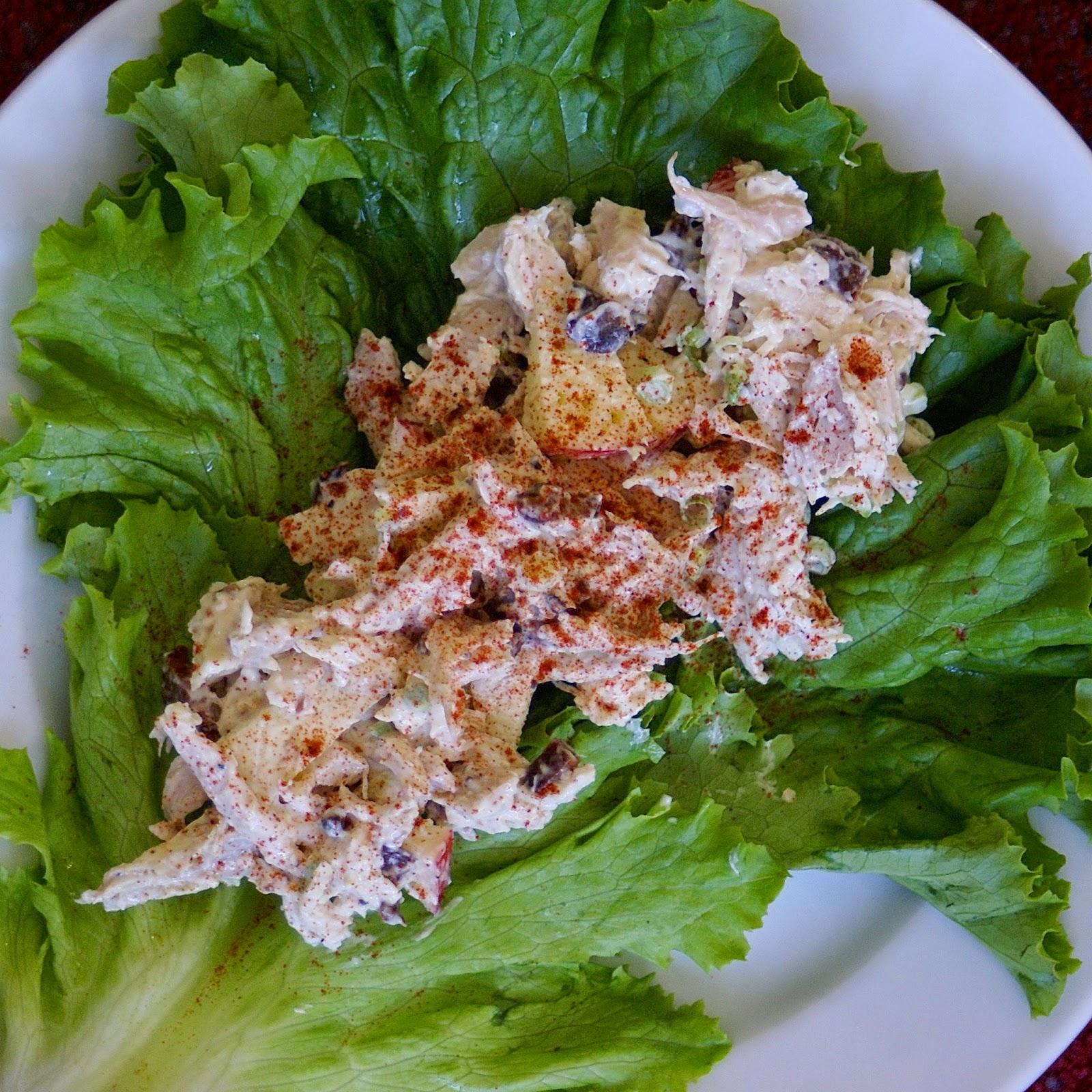 Apple-Bacon Chicken Salad – Margaret's Dish
