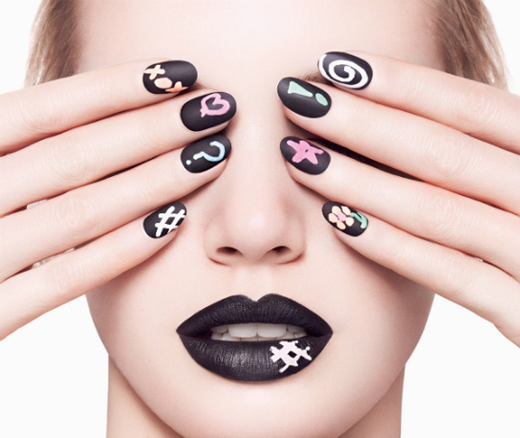 Nails Art Style 2013 Look is