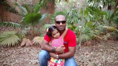 Eva with Papa