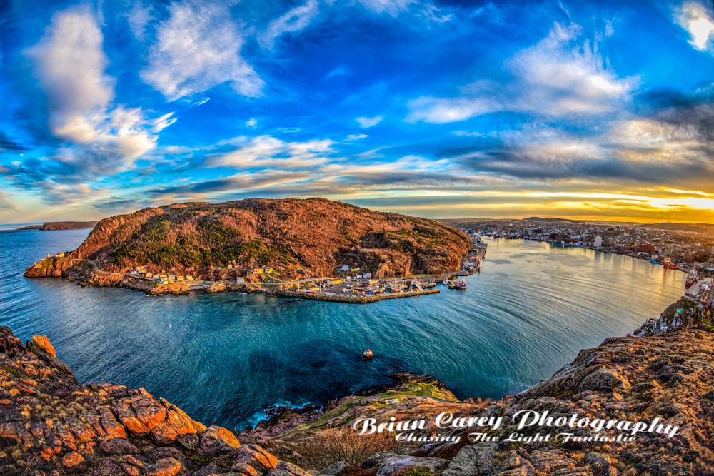 St John's Newfoundland photographer Brian Carey