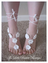 Barefoot Sandals Pattern