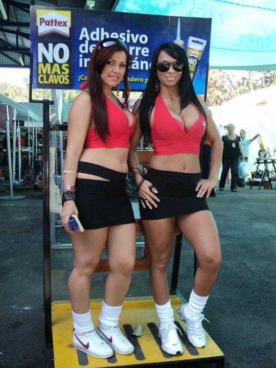 zorritas en minifalda