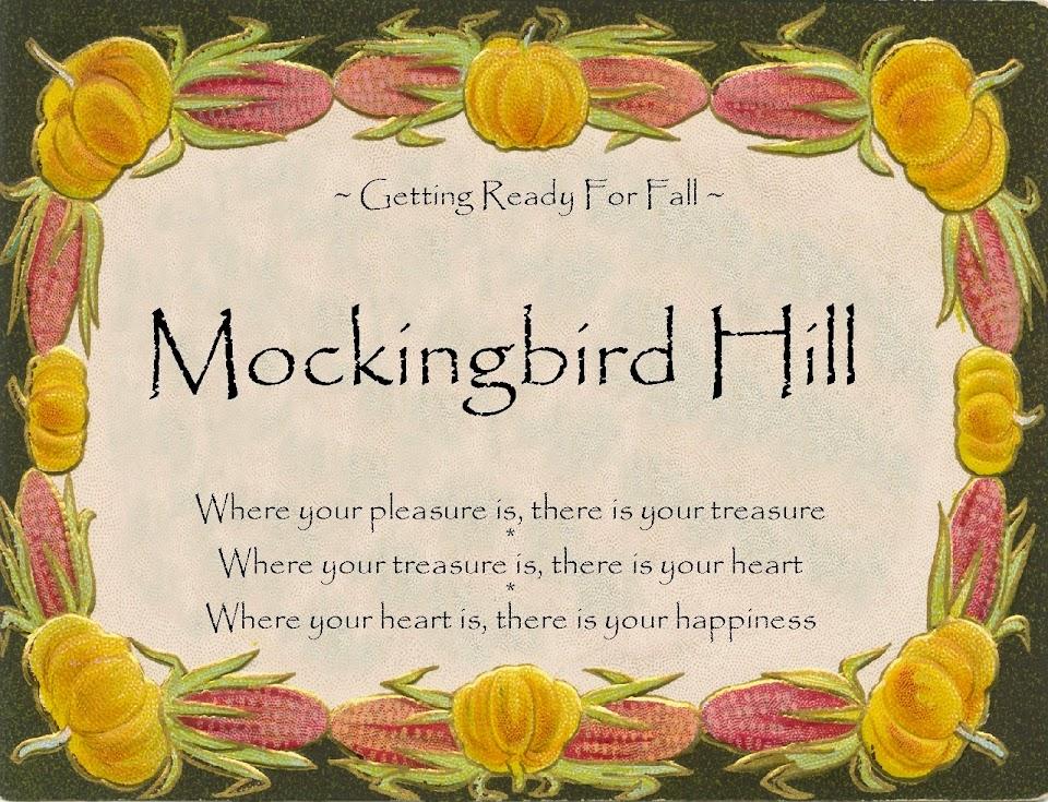 Mockingbird Hill
