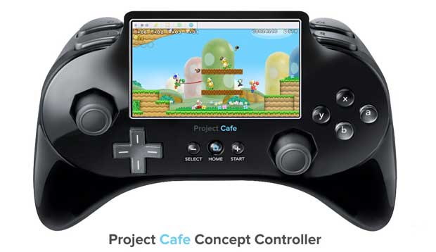 project cafe wii 2 controller. Wii 2: Project Cafe