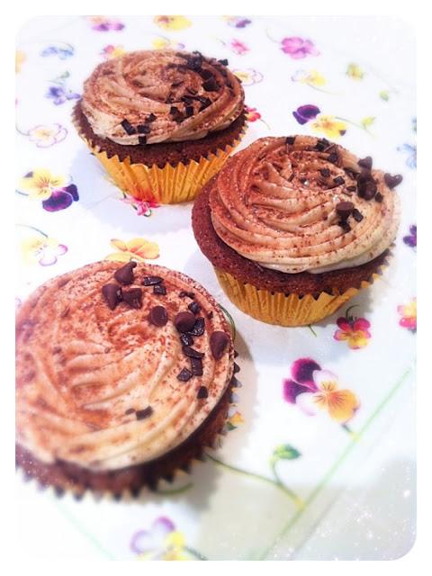Cherie Kelly's Tiramisu Cupcakes