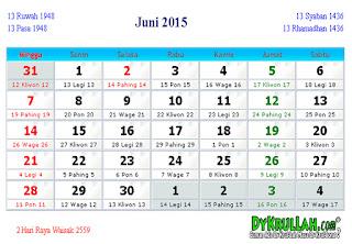 Selamat 1 Juni 2015 Dan Hari Pancasila