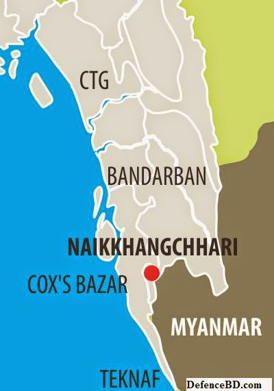 Tension rises on Myanmar border