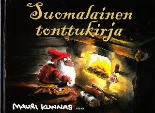 Mauri Kunnas: Suomalainen tonttukirja
