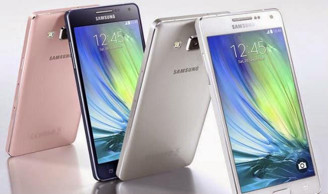 Samsung Galaxy A3 dan Samsung Galaxy A5
