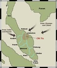 Ä Menurut catatan I-Ching, Chih Tu bermaksud Tanah Merah