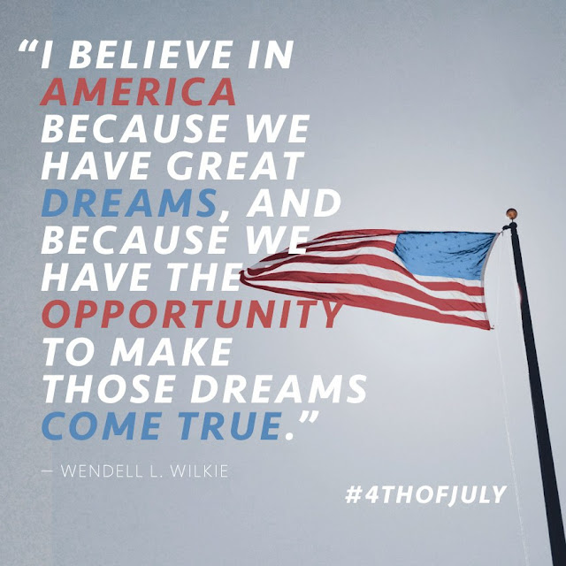 Independence Day USA 4th July Quotes