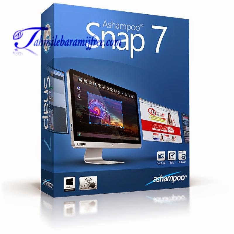 تحميل برنامج Ashampoo Snap 7.0.6