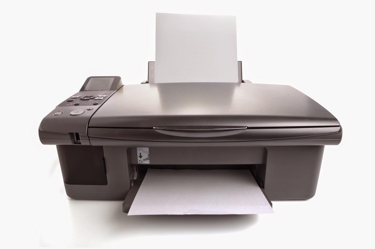 ilustrasi-printer-modern