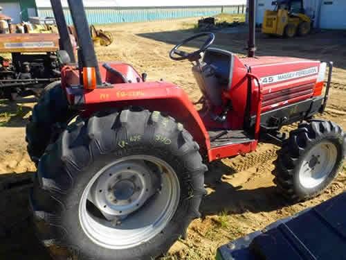 Massey Ferguson 1145 tractor parts