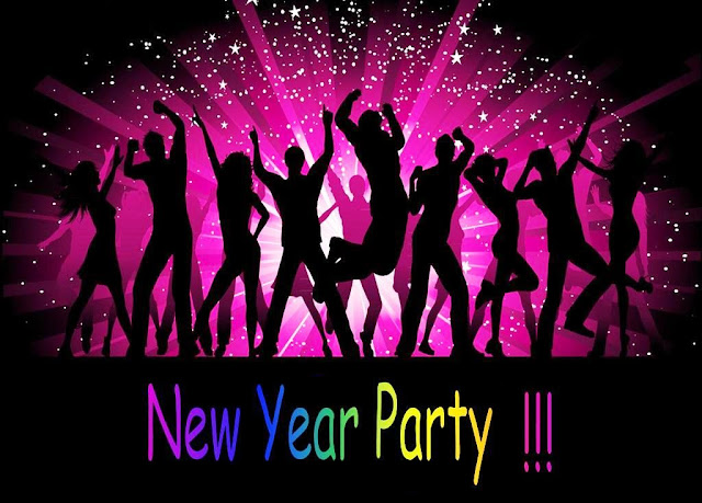 Happy New Year Eve 2016 Party Plan ideas