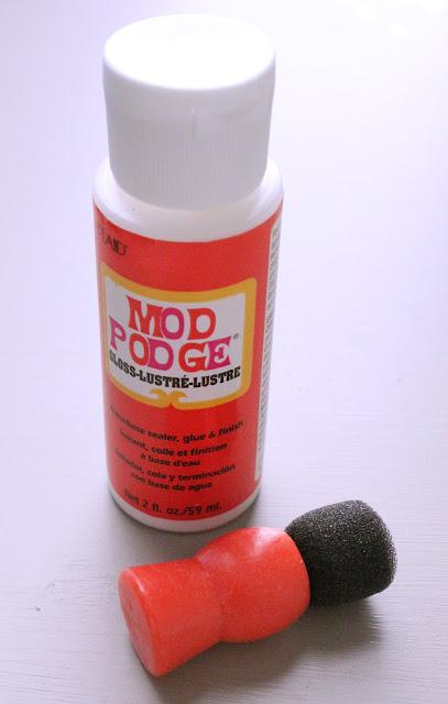 Mod Podge's Gloss Lustre