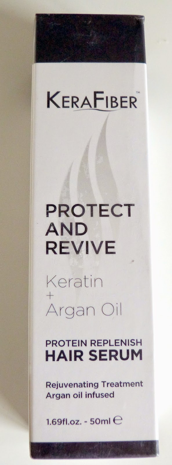 KeraFiber Keratin and Argan Oil