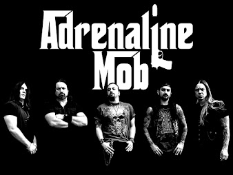 #2 Adrenaline Mob Wallpaper
