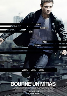 The Bourne Legacy filmini izle
