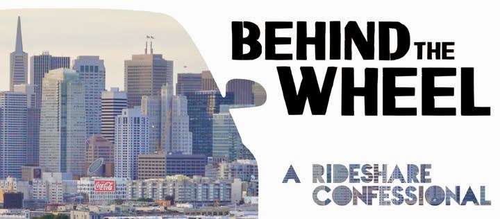 Behind the Wheel: A Rideshare Confessional