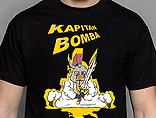 koszulka Kapitan Bomba Sułtan kosmitów
