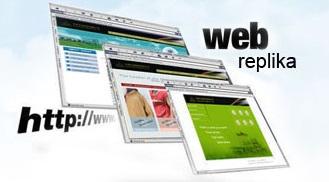 WEB REPLIKA
