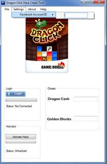 Dragon Click Hack Tool v.1.26