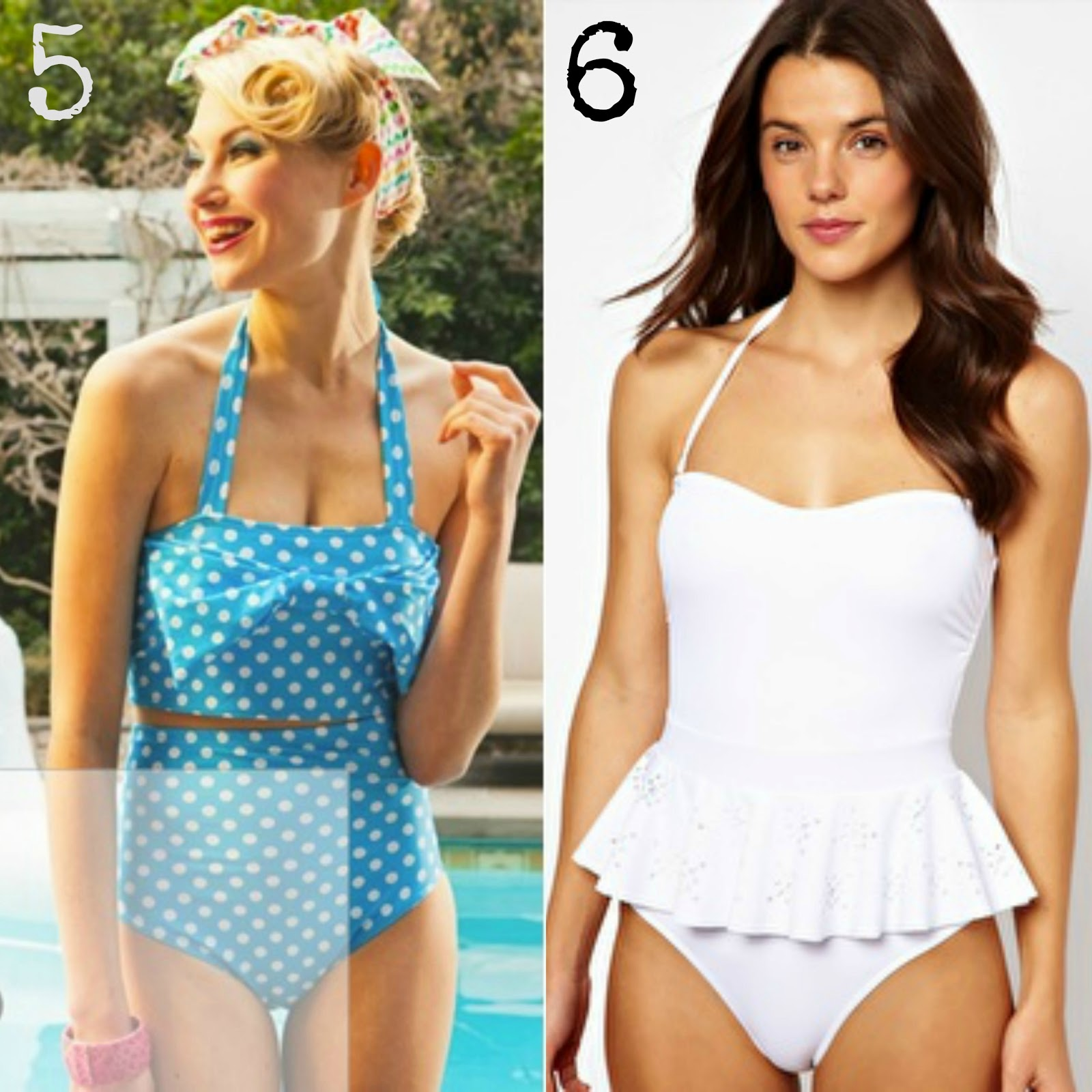 Cute One Piece Bathing Suits 2013