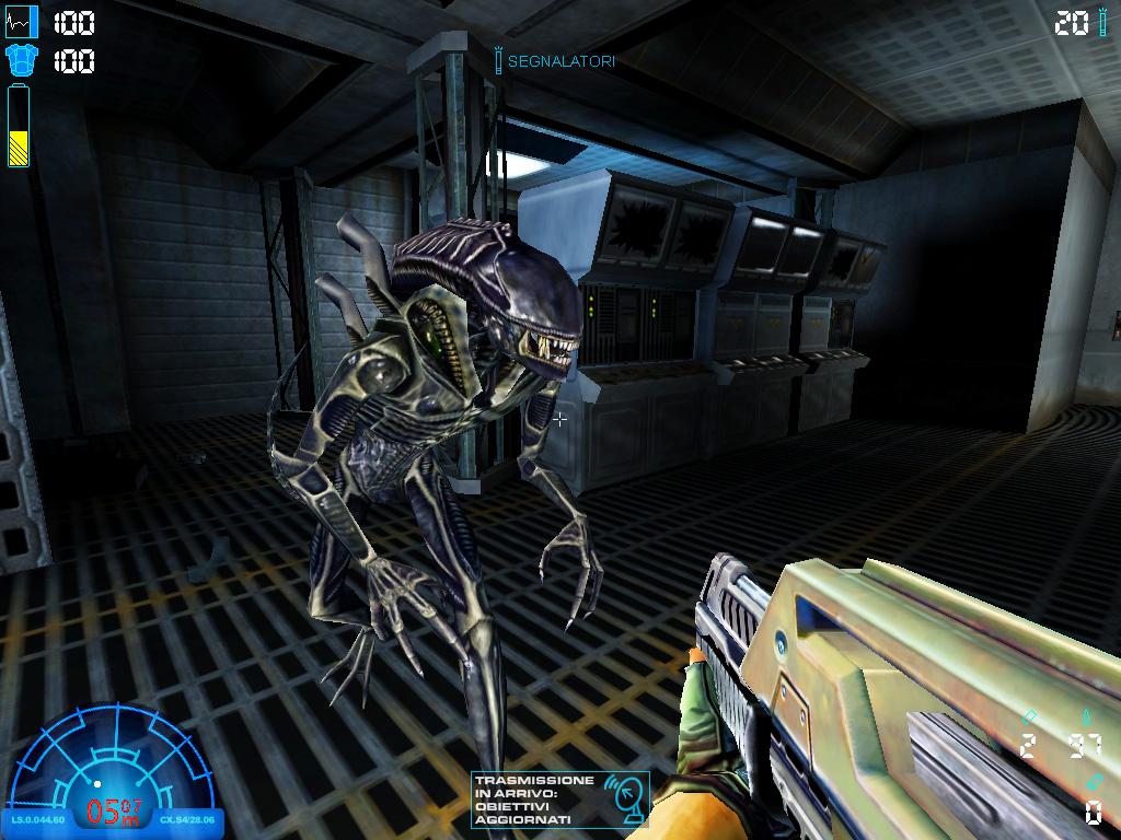 Aliens vs. Predator 2: Primal Hunt screenshots   Hooked Gamers