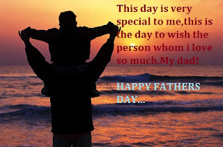 Fathers day 2013 message card