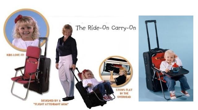 Hogar soluciones tips lo que facilita el trabajo que - Sillas de viaje ...