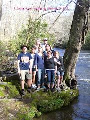 Cherokee Spring Break 2012