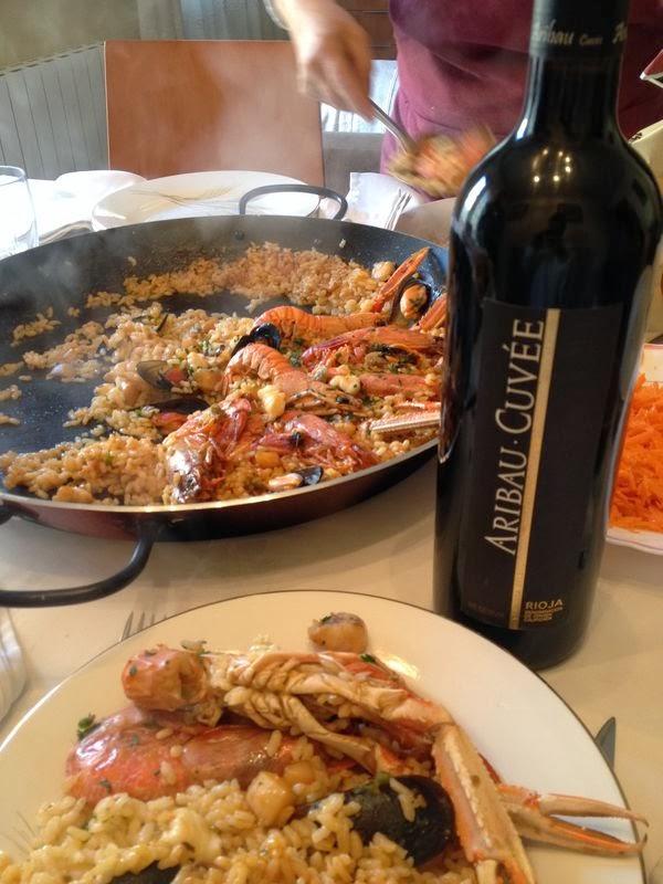Cata vino de la Rioja Aribau Cuvée
