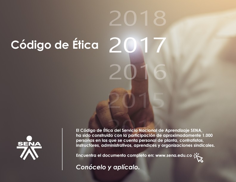 CODIGO DE ÉTICA SENA