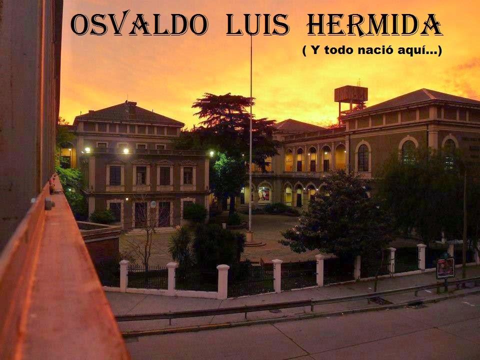 Osvaldo luis  Hermida