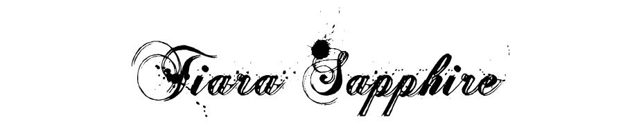 Tiara Sapphire