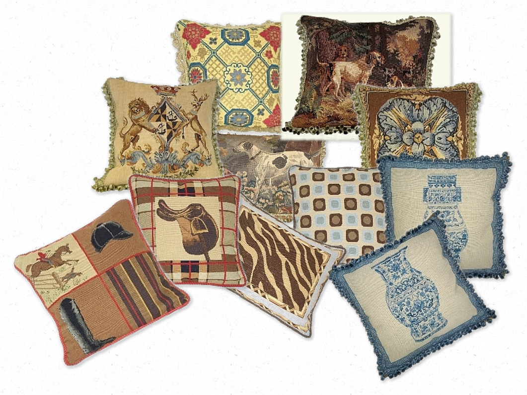 Classic Casual Home Pillow Addict Vii The