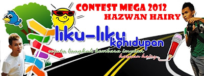 Contest MEGA2012 Hazwan Hairy