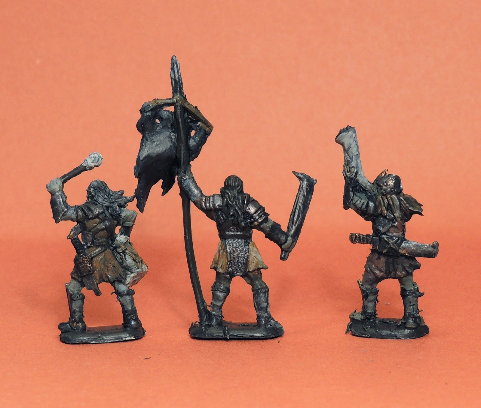 Dark Alliance Figures 1//72 HALF ORCS INFANTRY Figure Set