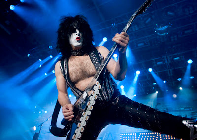KISS band front man Paul Stanley