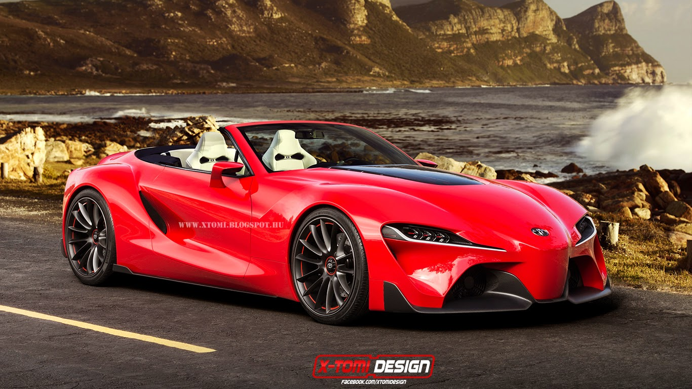 X Tomi Design Toyota Ft 1 Open Concept