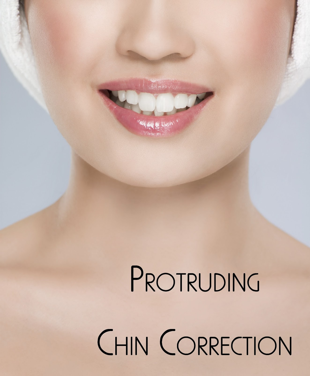 chin correction is used to create a more normal looking jaw and chin