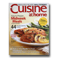 Free Preview Issue of Cuisine at Home Magazine
