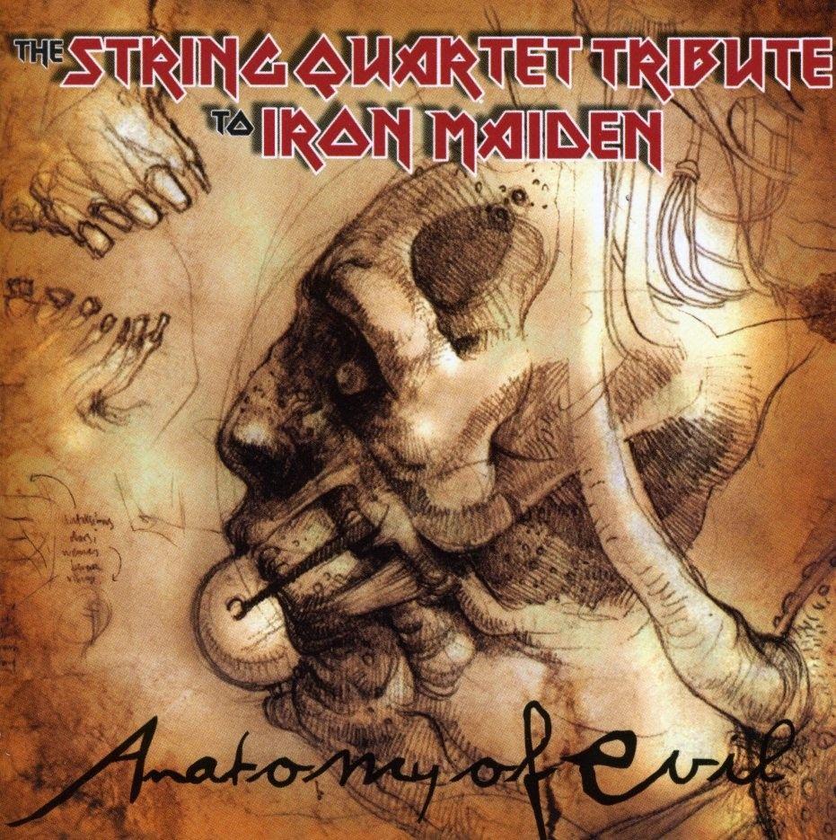 Espacios Tóxicos: The String Quartet Tribute 2003 Anatomy Of Evil