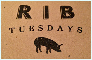 3TwentyOne, Manchester - Rib Tuesday